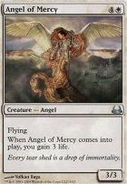 Duel Decks: Divine Vs. Demonic: Angel of Mercy