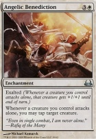 Duel Decks: Divine Vs. Demonic: Angelic Benediction
