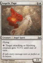 Duel Decks: Divine Vs. Demonic: Angelic Page
