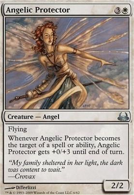 Duel Decks: Divine Vs. Demonic: Angelic Protector