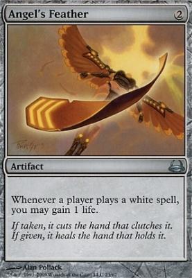 Duel Decks: Divine Vs. Demonic: Angel's Feather