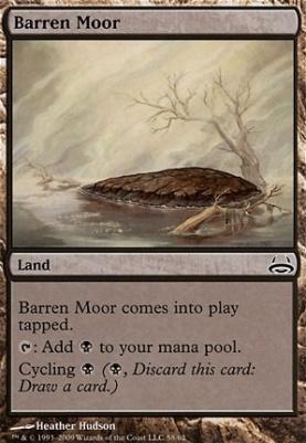 Duel Decks: Divine vs Demonic: Barren Moor