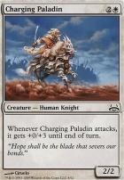 Duel Decks: Divine Vs. Demonic: Charging Paladin