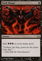 Duel Decks: Divine vs Demonic: Dark Ritual
