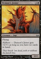 Duel Decks: Divine Vs. Demonic: Demon's Jester
