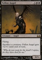 Duel Decks: Divine Vs. Demonic: Fallen Angel