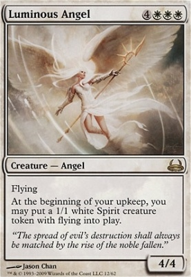 Duel Decks: Divine Vs. Demonic: Luminous Angel