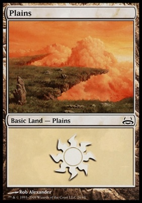 Duel Decks: Divine Vs. Demonic: Plains (26 A)