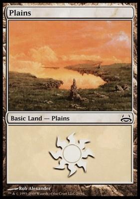 Duel Decks: Divine Vs. Demonic: Plains (29 D)
