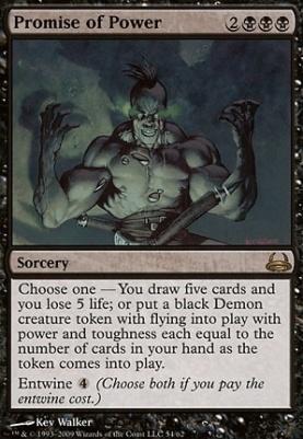 Duel Decks: Divine vs Demonic: Promise of Power