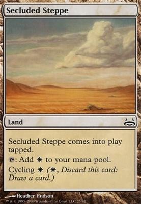 Duel Decks: Divine vs Demonic: Secluded Steppe