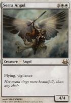 Duel Decks: Divine Vs. Demonic: Serra Angel