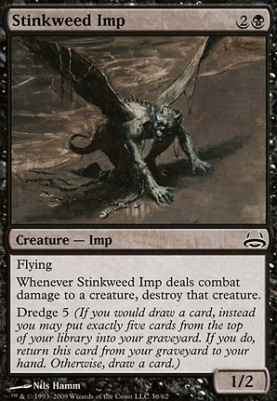 Duel Decks: Divine vs Demonic: Stinkweed Imp