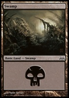 Duel Decks: Divine Vs. Demonic: Swamp (62 D)