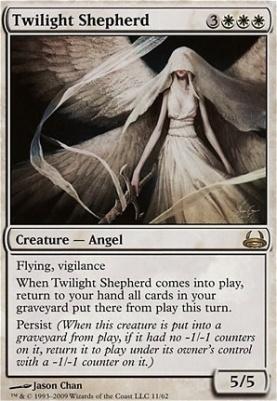 Duel Decks: Divine Vs. Demonic: Twilight Shepherd