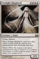 Duel Decks: Divine Vs. Demonic: Twilight Shepherd