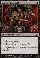 Duel Decks: Divine vs Demonic: Unholy Strength