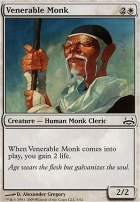 Duel Decks: Divine Vs. Demonic: Venerable Monk