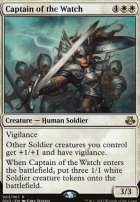 Duel Decks: Elspeth Vs. Kiora: Captain of the Watch