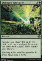 Duel Decks: Elspeth Vs. Kiora: Explosive Vegetation