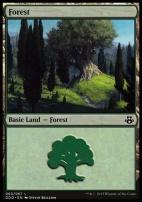 Duel Decks: Elspeth Vs. Kiora: Forest (63 A)