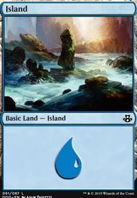 Duel Decks: Elspeth Vs. Kiora: Island (61 B)