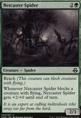 Duel Decks: Elspeth Vs. Kiora: Netcaster Spider