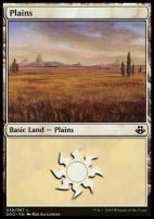Duel Decks: Elspeth Vs. Kiora: Plains (30 A)
