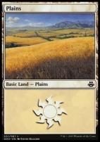 Duel Decks: Elspeth Vs. Kiora: Plains (31 B)