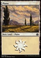 Duel Decks: Elspeth Vs. Kiora: Plains (33 D)