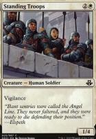 Duel Decks: Elspeth Vs. Kiora: Standing Troops