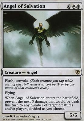Duel Decks: Elspeth Vs. Tezzeret: Angel of Salvation