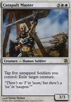 Duel Decks: Elspeth Vs. Tezzeret: Catapult Master