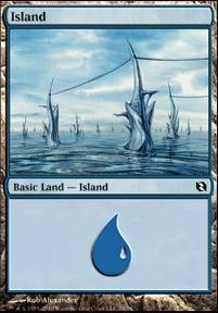Duel Decks: Elspeth Vs. Tezzeret: Island (76 A)