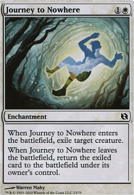 Duel Decks: Elspeth Vs. Tezzeret: Journey to Nowhere