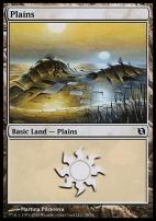 Duel Decks: Elspeth Vs. Tezzeret: Plains (38 D)