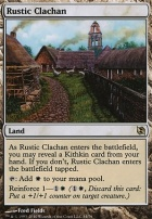 Duel Decks: Elspeth Vs. Tezzeret: Rustic Clachan