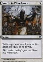Duel Decks: Elspeth Vs. Tezzeret: Swords to Plowshares