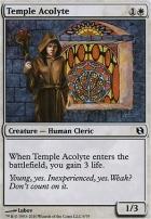 Duel Decks: Elspeth Vs. Tezzeret: Temple Acolyte