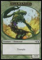 Duel Decks: Elves Vs. Goblins: Elemental Token