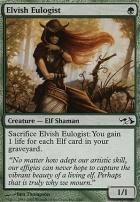 Duel Decks: Elves vs Goblins: Elvish Eulogist