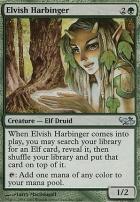 Duel Decks: Elves Vs. Goblins: Elvish Harbinger