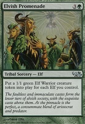Duel Decks: Elves Vs. Goblins: Elvish Promenade