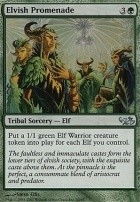 Duel Decks: Elves Vs. Goblins: Elvish Promenade