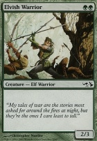 Duel Decks: Elves Vs. Goblins: Elvish Warrior