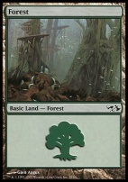 Duel Decks: Elves Vs. Goblins: Forest (28 A)