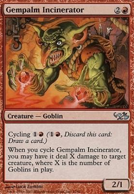 Duel Decks: Elves Vs. Goblins: Gempalm Incinerator