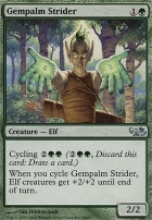 Duel Decks: Elves Vs. Goblins: Gempalm Strider