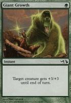Duel Decks: Elves Vs. Goblins: Giant Growth