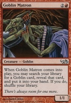 Duel Decks: Elves Vs. Goblins: Goblin Matron
